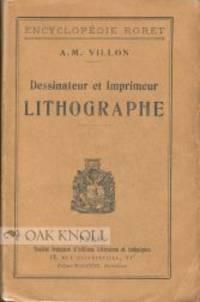 Paris: Librairie Encyclopédique de Roret, 1932. stiff paper wrappers. 12 mo. stiff paper wrappers. ...