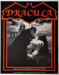 DRACULA (Publisher's Promotional Poster)