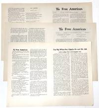 The Free American [three issues: 1, 2, 5]