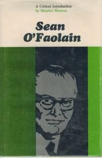 SEAN O'FAOLAIN:  A Critical Introduction