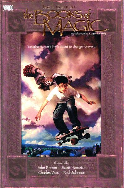 NY: Vertigo / DC Comics, 1993. Paperback. Very good. Very good in publisher's wraps.