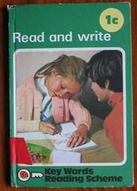 Read and Write 1c Ladybird Keywords Reading Scheme