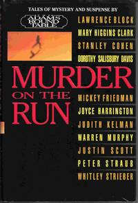 image of MURDER ON THE RUN :  Tales of Mystery and Suspense
