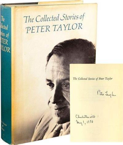 New York: Farrar Straus and Giroux , 1969. First Edition. First Edition. INSCRIBED by Taylor in 1970...