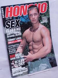 image of Honcho: vol. 23, #5, January 2001: Sex Clubbing