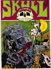 image of SKULL COMICS #3, 1971