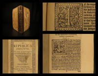 De republica Anglorum: The maner of gouernement or policie of the realme of England, compiled by the Honorable Sir Thomas Smyth Knight, Doctor of both the lawes, and one of the principal secretaries vnto the two most worthy princes, King Edward the sixt, and Queene Elizabeth. Seene and allowed
