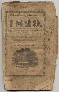 New-Jersey Alamanac, for the Year of Our Lord 1829