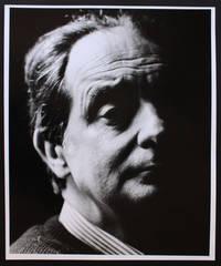 Portrait photographique de Italo Calvino par Bruno de Monès (tirage baryté numéroté et signé)