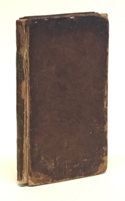 Philadelphia: Printed by James Carey, 83, N. Second-Street, 1796. Duodecimo (16 x 10 cm.), , 14-132 ...