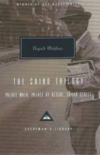 Palace Walk / Palace of Desire / Sugar Street (The Cairo) by Naguib Mahfouz - 2001-01-07