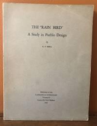 THE RAIN BIRD. A Study in Pueblo Design