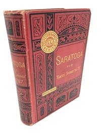 Saratoga: An Indian Tale Of Frontier Life A True Story of 1787