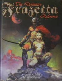 The Definitive Frazetta Reference ( Deluxe Limited Edition )