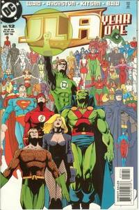 JLA: YEAR ONE: Dec #12