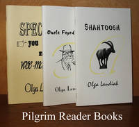Shahtoosh. Oncle Feyodor Tales. Species: You Man, Me Woe-man. (3 books).