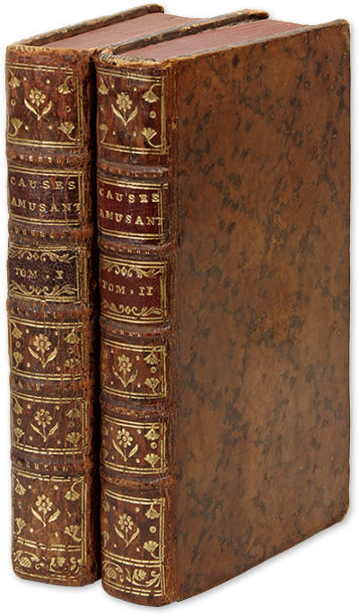 Causes Amusantes Et Connues. 2 vols....