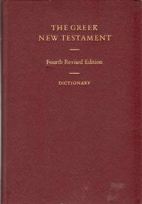 THE GREEK NEW TESTAMENT Greek and English Edition