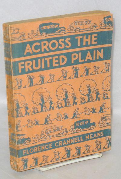 New York: Friendship Press, 1940. xii, 112p., shelf worn wraps, minor stains first page, illus. Youn...