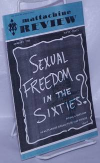 image of Mattachine Review: vol. 6, #1, January, 1960: Sexual Freedom in the Sixties