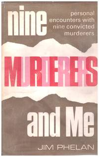 image of NINE MURDERERS AND ME