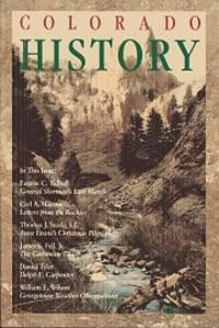 Colorado History Number 1 1997