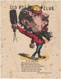 """A mean-spirited and insulting baseball-themed """"vinegar valentine."""""""