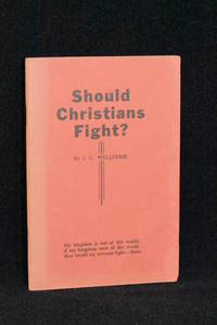 Should Christians Fight?