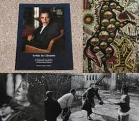 ARTISTS FOR OBAMA: THE EXHIBITION/AUCTION CATALOG
