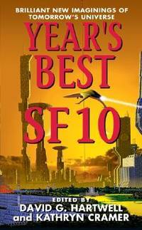 image of YEAR'S BEST SF 10