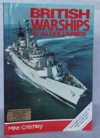 image of British Warships and Auxiliaries (1990/91 edition)