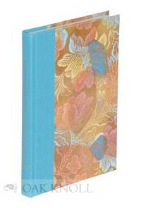 New Castle, Delaware: Oak Knoll Press, 2008. cloth bound with a cover-paper reproduction of an early...