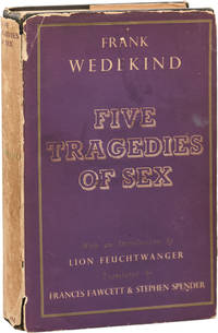 Five Tragedies of Sex [Spring Awakening] (First Edition)