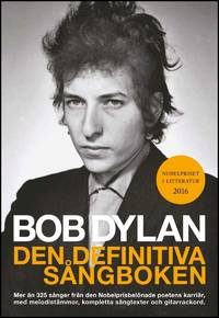 image of Bob Dylan : den definitiva sångboken