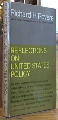 image of Reflections on United States Policy