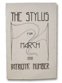 image of The Stylus, Vol. V, No. 1, March, 1918