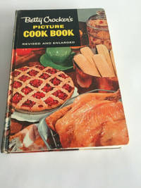 Betty Crocker's Picture Cook Book : Revised and Enlarged : 1956 Second Edition First Printing by Betty Crocker / General Mills Inc / McGraw Hill Book Company Inc - Hardcover - from Great Pacific Book Co. (SKU: 5034215-158)