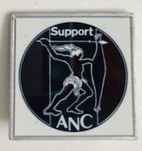 Support ANC [pinback button]