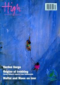 image of High Mountain Sports Magazine : July 1994  No 140
