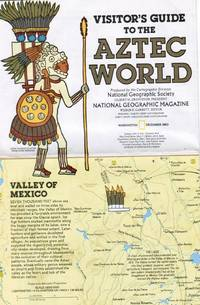 Aztec World Map - Visitor's Guide to the Aztec World
