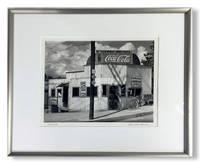 [ROADSIDE CAFE, ALABAMA 1936] Untitled Archival Pigment Print