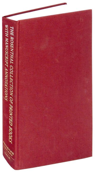 New Haven, CT: Beinecke Rare Book and Manuscript Library, 1997. Hardcover. Near fine. Hardcover. Ber...