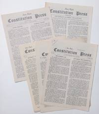 image of Constitution Press [six issues]