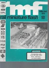 RMF -Rail Miniature Flash -N°159 / mai 1976: En visite chez Jouef / Construction d'une...