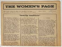 image of The Women's Page. Number 3. (December18, 1970)