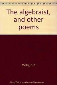 The algebraist, and other poems