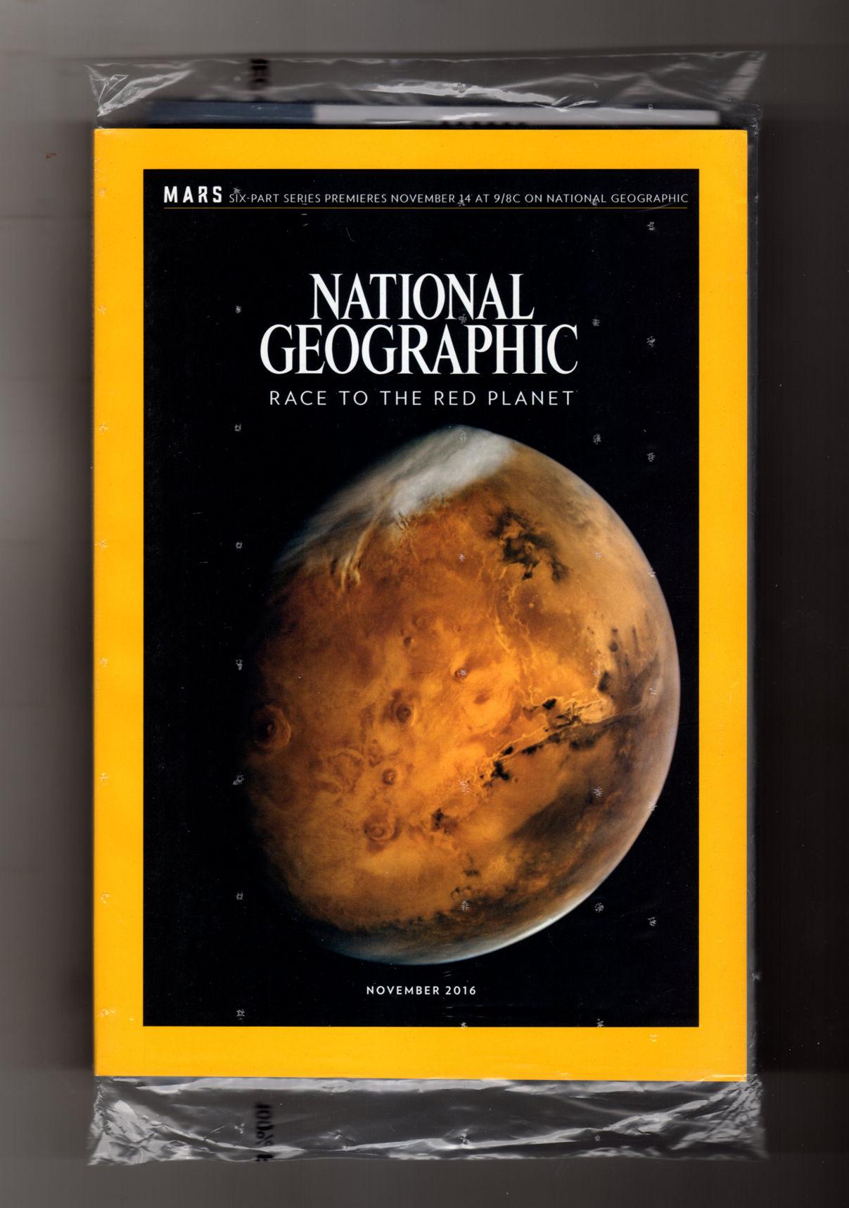magazine nudist red planet