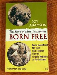Born Free (MOVIE TIE-IN).