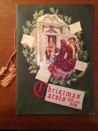 Christmas Carols Old and New advertising promotional booklet Philadelphia.