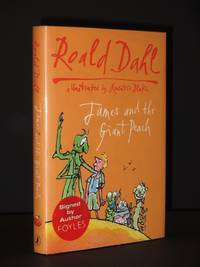 James and the Giant Peach [SIGNED]